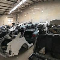 前辐后幅拆车件仓库